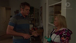 Gary Canning, Sheila Canning in Neighbours Episode 7584