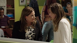 Terese Willis, Sonya Mitchell in Neighbours Episode 7584