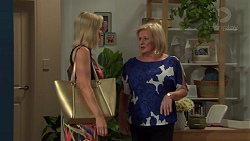 Brooke Butler, Sheila Canning in Neighbours Episode 7584