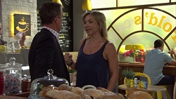 Paul Robinson, Steph Scully in Neighbours Episode 7585