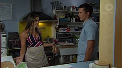 Paige Novak, Jack Callaghan in Neighbours Episode 7585