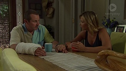 Toadie Rebecchi, Steph Scully in Neighbours Episode 7585
