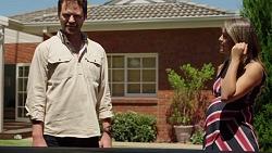 Shane Rebecchi, Paige Novak in Neighbours Episode 7585