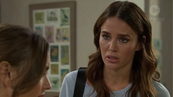 Amy Williams, Elly Conway in Neighbours Episode 7586