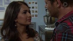 Dipi Rebecchi, Shane Rebecchi in Neighbours Episode 7586