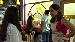 Yashvi Rebecchi, Dipi Rebecchi in Neighbours Episode 7587