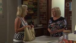 Brooke Butler, Sheila Canning in Neighbours Episode 7588