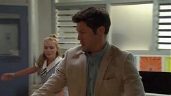 Xanthe Canning, Finn Kelly in Neighbours Episode 7588