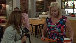 Terese Willis, Sheila Canning in Neighbours Episode 7588