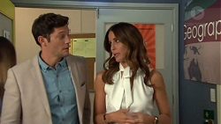 Finn Kelly, Elly Conway in Neighbours Episode 7588