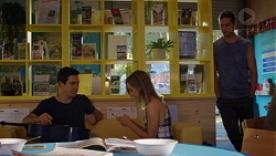 T-Bone, Piper Willis, Tyler Brennan in Neighbours Episode 7589