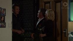 Gary Canning, Paul Robinson, Brooke Butler in Neighbours Episode 7589