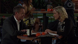Paul Robinson, Brooke Butler in Neighbours Episode 7589