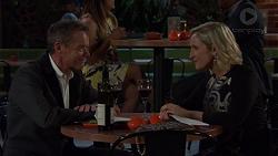 Paul Robinson, Brooke Butler in Neighbours Episode 7589