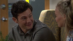 Finn Kelly, Xanthe Canning in Neighbours Episode 7589