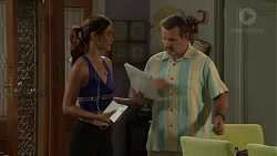 Elly Conway, Toadie Rebecchi in Neighbours Episode 7590