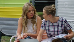 Xanthe Canning, Piper Willis in Neighbours Episode 7590