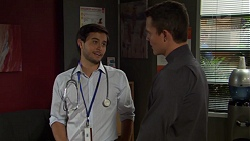 David Tanaka, Jack Callaghan in Neighbours Episode 7590