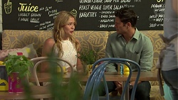 Xanthe Canning, Finn Kelly in Neighbours Episode 7590