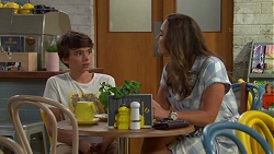 Jimmy Williams, Amy Williams in Neighbours Episode 7591