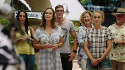 Amy Williams, Piper Willis in Neighbours Episode 7591