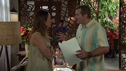 Sonya Mitchell, Toadie Rebecchi in Neighbours Episode 7591