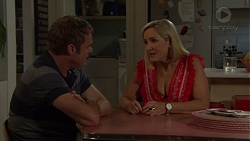 Gary Canning, Brooke Butler in Neighbours Episode 7591