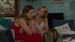 Sonya Mitchell, Steph Scully in Neighbours Episode 7592