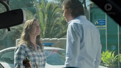 Amy Williams, Leo Tanaka in Neighbours Episode 7593