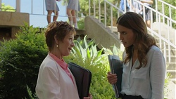 Susan Kennedy, Elly Conway in Neighbours Episode 7593