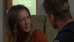 Sonya Mitchell, Mark Brennan in Neighbours Episode 7593