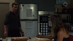 Mark Brennan, Paige Novak in Neighbours Episode 7593