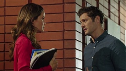 Elly Conway, Finn Kelly in Neighbours Episode 7594