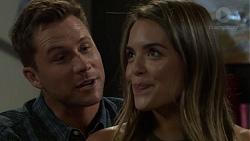 Mark Brennan, Paige Novak in Neighbours Episode 7594