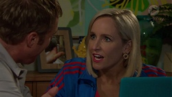 Gary Canning, Brooke Butler in Neighbours Episode 7594