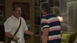 Toadie Rebecchi, Karl Kennedy in Neighbours Episode 7595