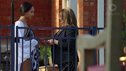Mishti Sharma, Terese Willis in Neighbours Episode 7595