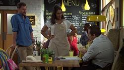 Shane Rebecchi, Dipi Rebecchi, Toadie Rebecchi in Neighbours Episode 7595