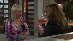 Sheila Canning, Terese Willis in Neighbours Episode 7595
