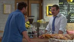 Shane Rebecchi, Toadie Rebecchi in Neighbours Episode 7595