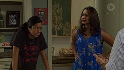 Yashvi Rebecchi, Dipi Rebecchi in Neighbours Episode 7597