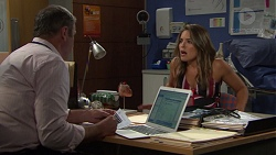Karl Kennedy, Paige Novak in Neighbours Episode 7597