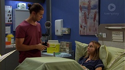 Tyler Brennan, Piper Willis in Neighbours Episode 7597