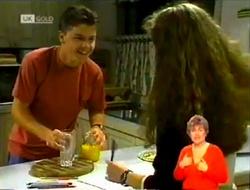 Michael Martin, Debbie Martin in Neighbours Episode 2108
