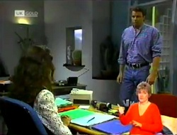 Gaby Willis, Jack Flynn in Neighbours Episode 2108