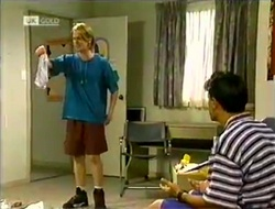 Brett Stark, Rick Alessi in Neighbours Episode 2113