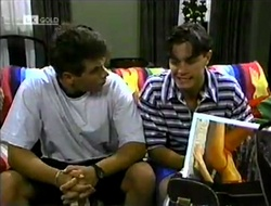 Mark Gottlieb, Rick Alessi in Neighbours Episode 2113