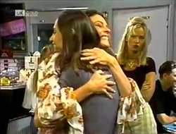 Gaby Willis, Sally Pritchard, Annalise Hartman in Neighbours Episode 2113