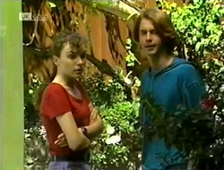Debbie Martin, Brett Stark in Neighbours Episode 2113
