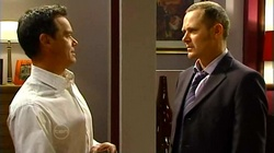 Paul Robinson, Max Hoyland in Neighbours Episode 4805